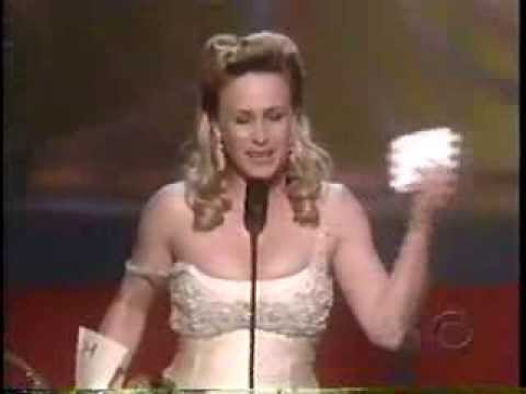 Patricia Arquette wins 2005 Emmy Award for Lead Actress in a Drama Series