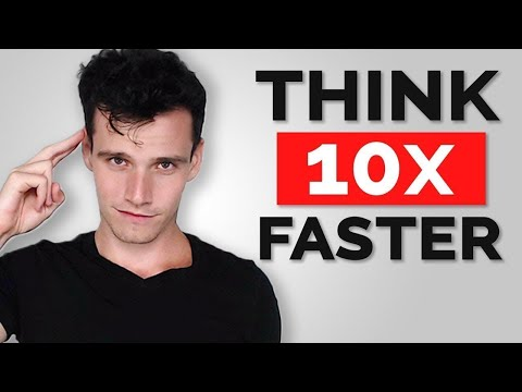 How To Think 10X Faster Under Pressure