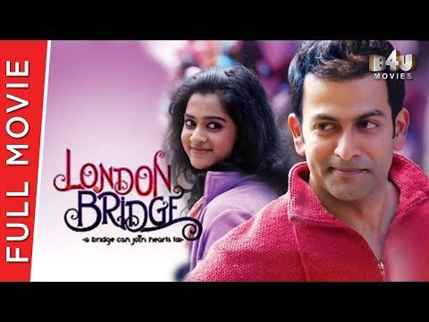 London Bridge -New Hindi Dubbed | Prithviraj Sukumaran, Andrea Jeremiah, Nanditha Raj | Full HD 1080