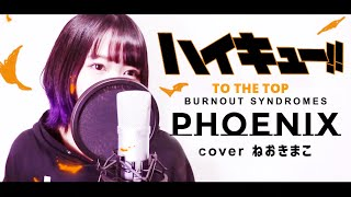 TVアニメ「ハイキュー!! TO THE TOP」4期OP/BURNOUT SYNDROMES 『PHOENIX』cover ねおきまこ