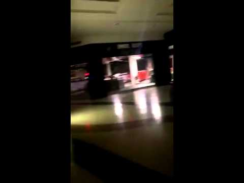 Creepy Children Laughing in Closed Mall at night