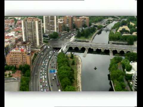 """Madrid Río"" project: know how Madrid has regained the banks of the Manzanares River"