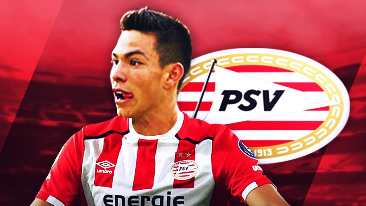 hirving lozano welcome to psv magic skills goals