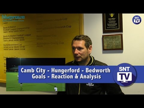 SNTTV - Cambridge City/Hungerford/Bedworth