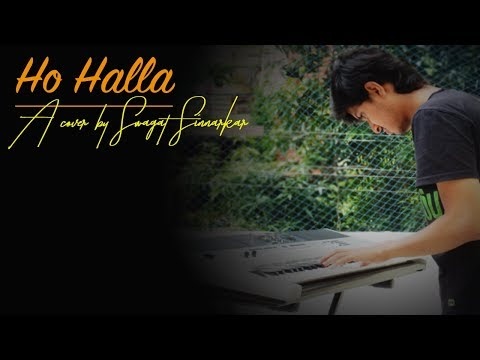 Ho Halla || Indore Swatchhta Song || A Instrumental Cover By Swagat Sinnarkar