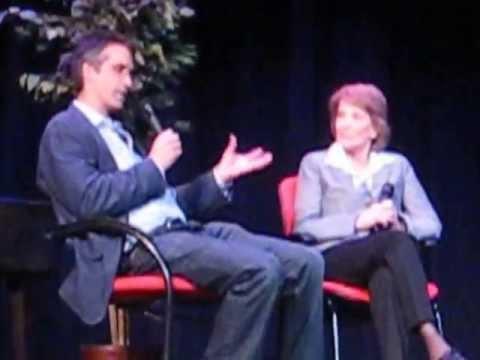 Julie Adams and son Mitchell Danton