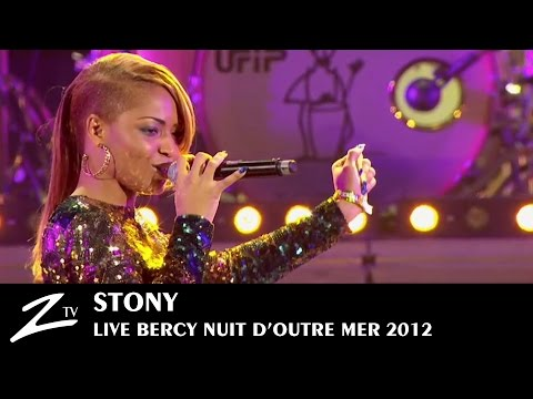 Stony - Simplement Moi - LIVE