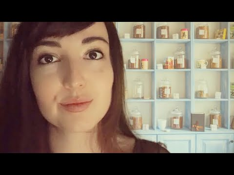 [ASMR] Apothecary Shop (Cure Your Insomnia)