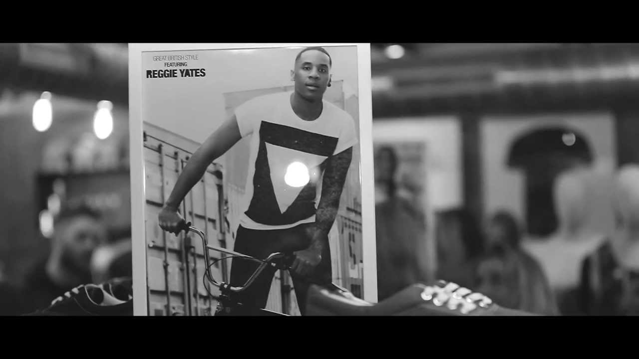 Reggie Yates x Burton Collaboration