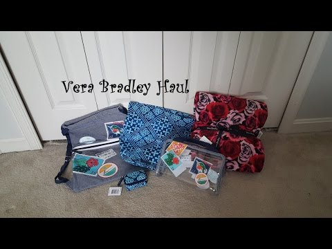 Vera Bradley Haul | February 2017