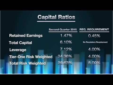 Second Quarter 2015 Financials