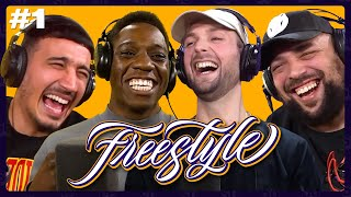 Freestylen gaat mis | SUPERGAANDE FREESTYLE ft. Steff