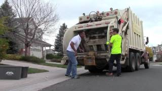 The Garbage Man of Parker