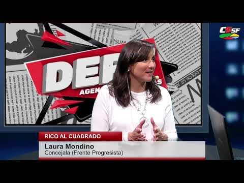 Laura Mondino: Corral recauda 100 pesos y gasta 120