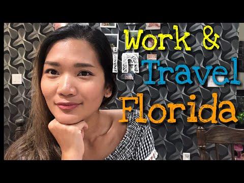 Work and Travel ที่ Florida รีวิวจากประสบการณ์เด็กเวิร์ค | My Life in USA แม่บ้านไร้สาระ