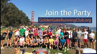 Running Club In San Francisco - the Golden Gate Running Club