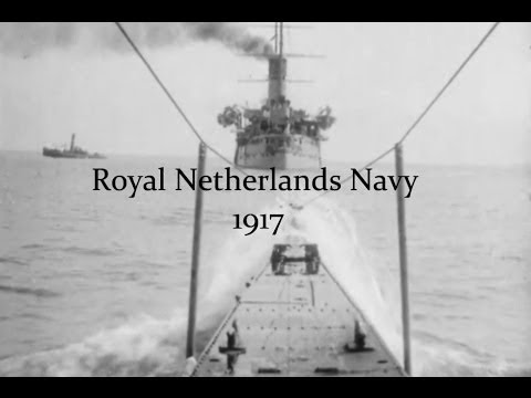 Royal Netherlands Navy 1917
