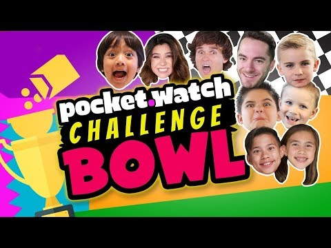 pocket.watch Challenge Bowl 2018 Championships!🏆 (LIVESTREAM
