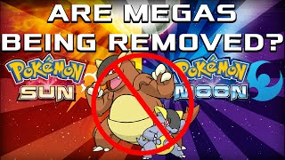 ARE MEGAS BEING REMOVED IN POKEMON SUN AND MOON?!  Theory FT. Shofu & ShadyPenguinn