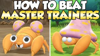 How To Beat Paras & Parasect Master Trainers Guide! | Pokemon Let's Go