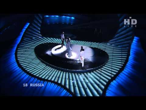 Eurovision 2008 1st SemiFinal  Dima Bilan  Believe  Russia HD
