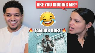 "MOM REACTS TO NLE CHOPPA! ""FAMOUS HOES"" *FUNNY REACTION*"