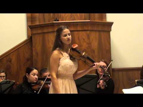 Ariana Puhar_Mozart D-Dur KV 218 Buchs(SG) 25.09.2015
