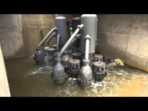 Hydraulic ram pump Z1460-8
