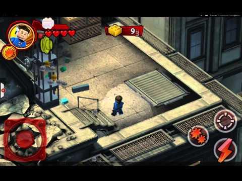 Как скачать игру Лего Марвел супер герои на Androi