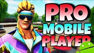 FAST FORTNITE MOBILE BUILDER on IPAD / 120+ Wins! / Download Fortnite Android on ANY DEVICE!
