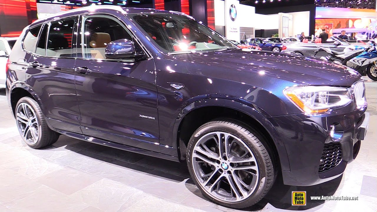 Wonderful 2016 BMW X3 35i XDrive  Exterior And Interior Walkaround