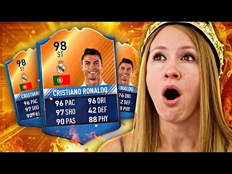 OMG!!! I GOT THE NEW 98 MOTM RONALDO !! FIFA 17 ULTIMATE TEAM