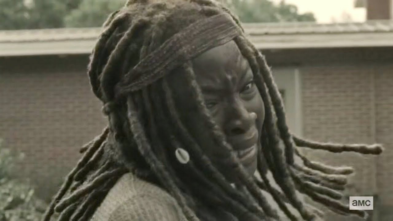 Download Michonne saves Judith from The Kids | THE WALKING DEAD 9x14 [HD] Scene