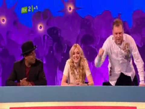 Celebrity Juice  |  Cry For TV  |  Holly Willoughby  | ITV