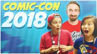 Catch DC Kids At SD Comic-Con! Tell Us What You Want To See! | DC Kids