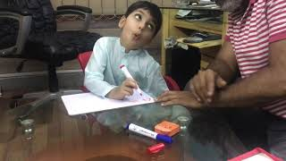 Slow Learner with ASD Features- Communication Skills