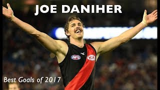Joe Daniher Best Goals of 2017