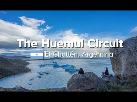 Hiking the Huemul Circuit in El Chaltén, Argentina (Patagonia Expedition #06)