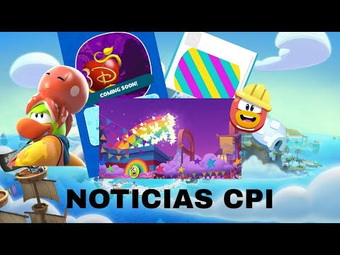 Descendientes 2, Primer aniversario y Festival Arcoiris - Noticias de Club Penguin Island