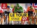 Tour de France 2019 Stage 7 Highlights: Belfort - Chalon-Sur-Saone   GCN Racing