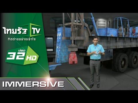 Immersive : ขุดเจาะบ่อน้ำบาดาล |13-07-58 | นิวส์โชว์ | ThairathTV