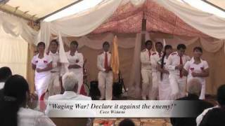 Waging War, Cece winans - NZ_Imanuela_Reival_youth