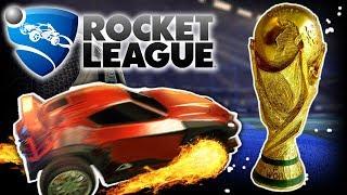 Dünya Kupası Kapışması | Rocket LİG ⚽ /w Ekip