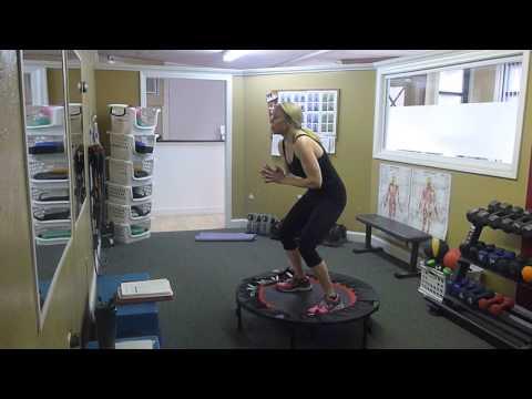 New Urban Rebounder Tabata Workout