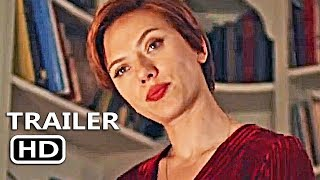 MARIAGE STORY Official Trailer (2019) Scarlett Johansson, Adam Driver, Netflix Movie