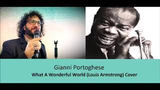 Gianni Portoghese - What A Wonderful World  ( Cover)