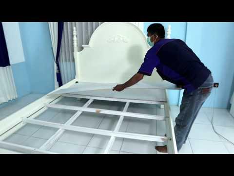 Jojo Bed - Ranjang Klasik - Doves Furniture Tutorial