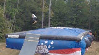 Nitro Circus: Action Figures The Movie Behind The Scenes Training With Greg Roe
