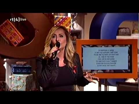 Angela Groothuizen - Sinterklaas kapoentje - Life4You 04-12-11 HD