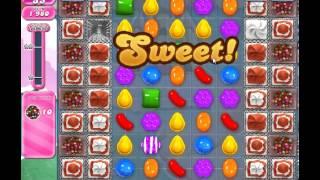 Candy Crush Saga Level 286 - 2 Star - no boosters